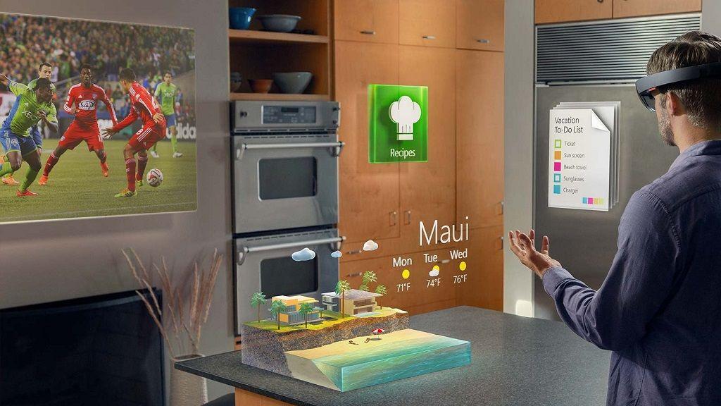 Intel está desarrollando su propio kit de realidad aumentada 29