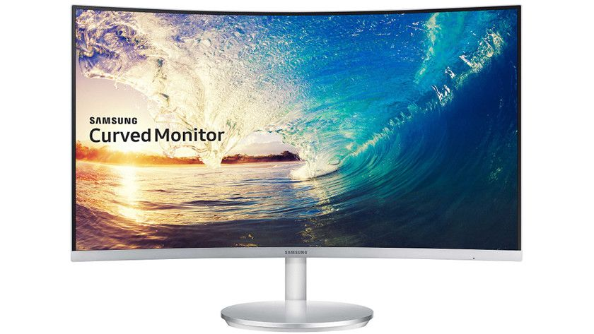 monitores curvados Samsung