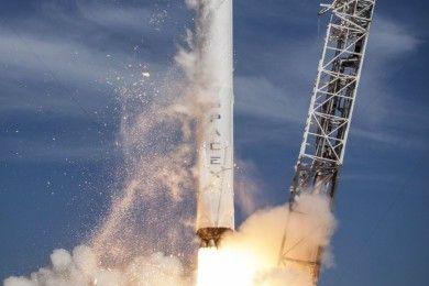 SpaceX vuelve a fallar el intento de aterrizaje
