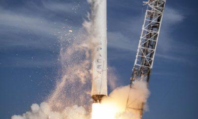 SpaceX vuelve a fallar el intento de aterrizaje 30