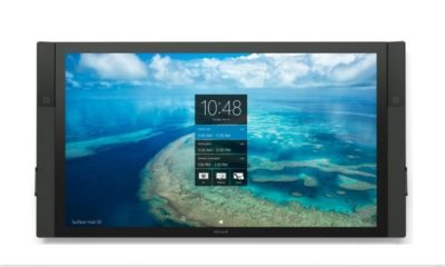 Microsoft empieza a comercializar Surface Hub 30