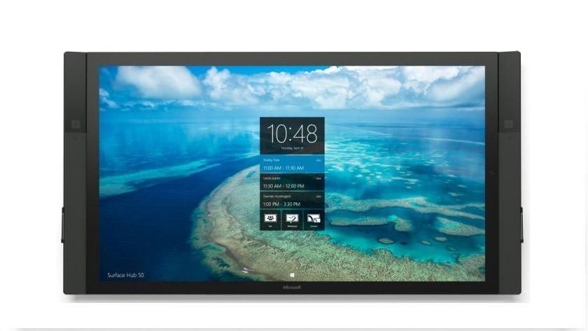 Microsoft empieza a comercializar Surface Hub 31
