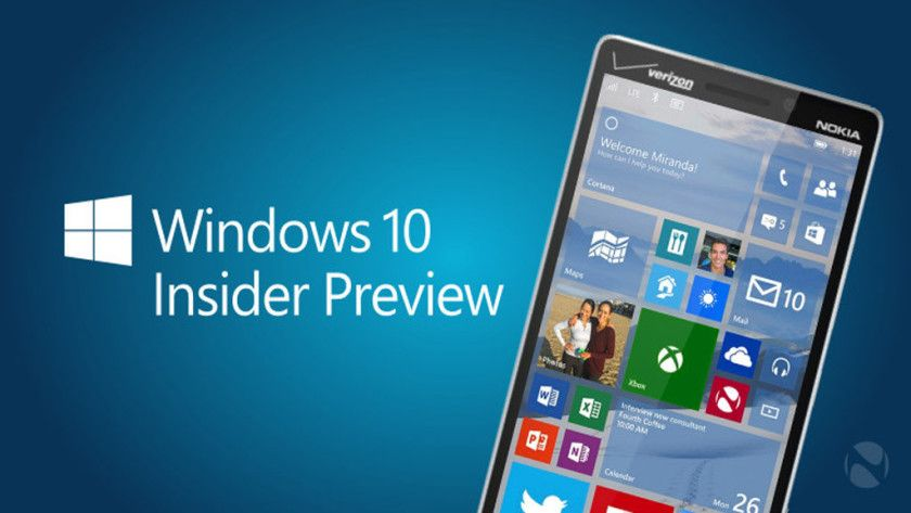 actualización Windows 10 Mobile