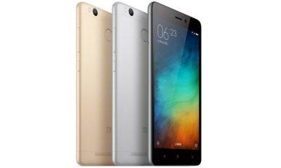 Xiaomi Redmi 3 Pro anunciado, precio y especificaciones 29