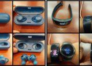 Filtrados los Samsung Gear Fit 2 y Gear IconX 32