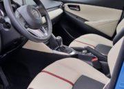 Mazda 2, elegancia urbana 43