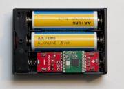 AAduino, un clon de Arduino del tamaño de una pila 29