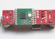 AAduino, un clon de Arduino del tamaño de una pila 31