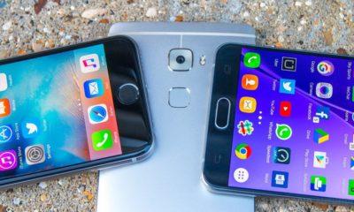Estos son los 10 smartphones más potentes, según AnTuTu 41