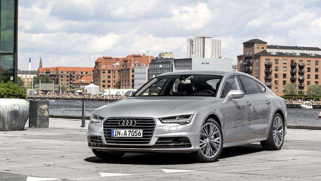 Audi renueva el diseño de sus A6 y A7 29