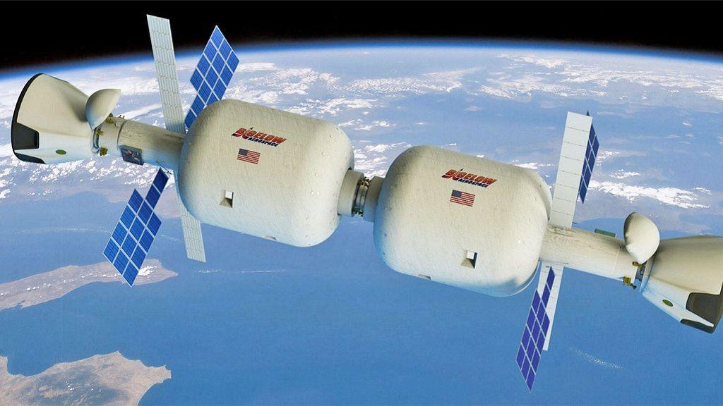 Estaciones espaciales hinchables para 2020 29