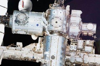 La cápsula Dragon llega a la ISS sin problemas
