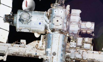 La cápsula Dragon llega a la ISS sin problemas 96