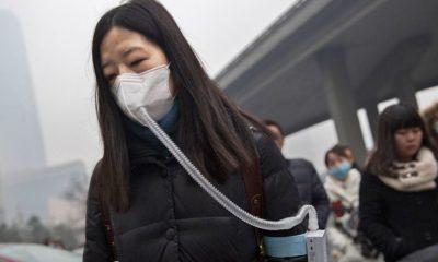 La tecnología ayuda a los chinos a enfrentar la polución 36