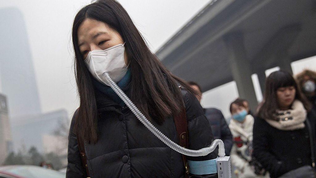 La tecnología ayuda a los chinos a enfrentar la polución 28
