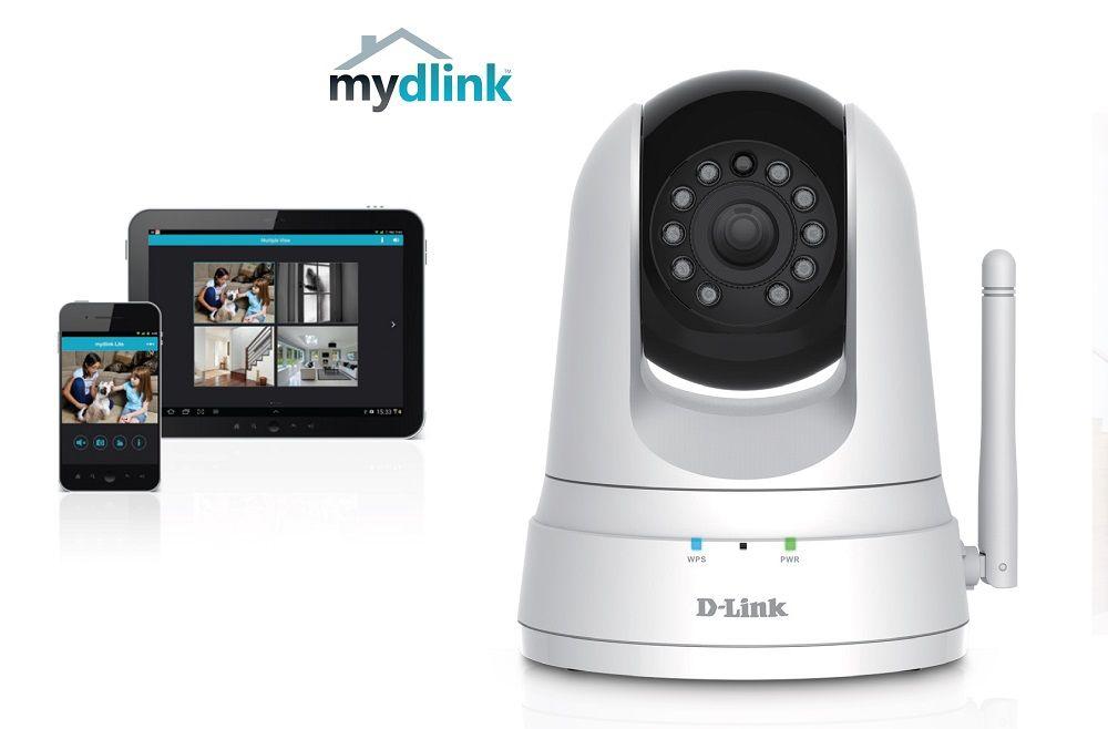 D-Link cámara
