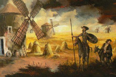 """El Quijote en 17.000 tuits, un proyecto tan loco como """"el ingenioso hidalgo"""""""