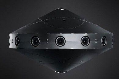 Facebook presenta cámara Open Source de 360 grados