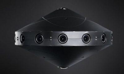 Facebook presenta cámara Open Source de 360 grados 74