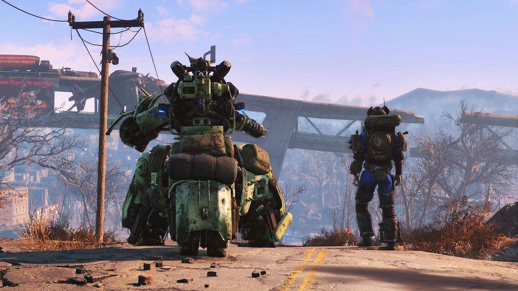 Parche no oficial corrige muchos errores en Fallout 4 29