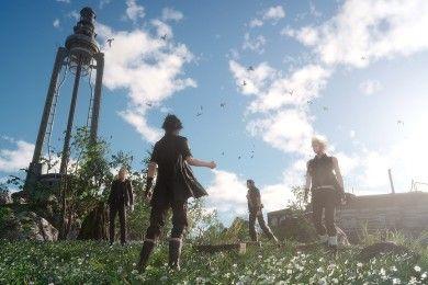 Final Fantasy XV sería mejor en PC