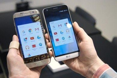 Smartphones: precios de reparación y cambio de pantallas rotas