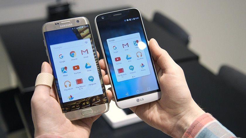 Smartphones: precios de reparación y cambio de pantallas rotas 29