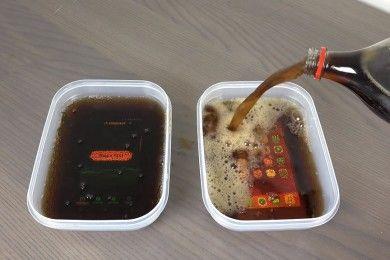 Galaxy S7 y iPhone 6s congelados en Coca Cola, ¿aguantarán?