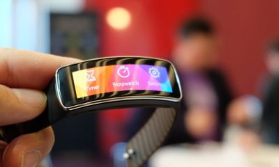Filtrados los Samsung Gear Fit 2 y Gear IconX 50