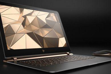 HP Spectre, así es el portátil más delgado del planeta