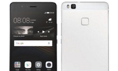 Este es el Huawei P9 Lite, especificaciones 34