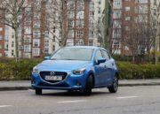 Mazda 2, elegancia urbana 79