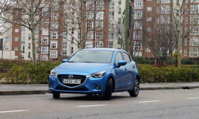 Mazda 2, elegancia urbana 31
