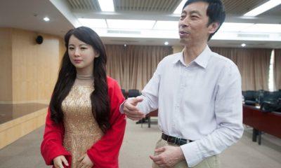 Jia Jia, el robot que puede hablar con humanos 29