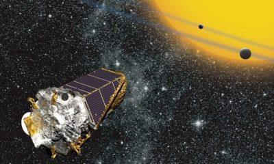El telescopio Kepler pasa a modo emergencia 53