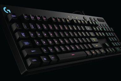 Logitech crea una pantalla retro con 160 teclados