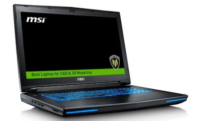 MSI WT72, portátil de lujo con GeForce Quadro M5500 60