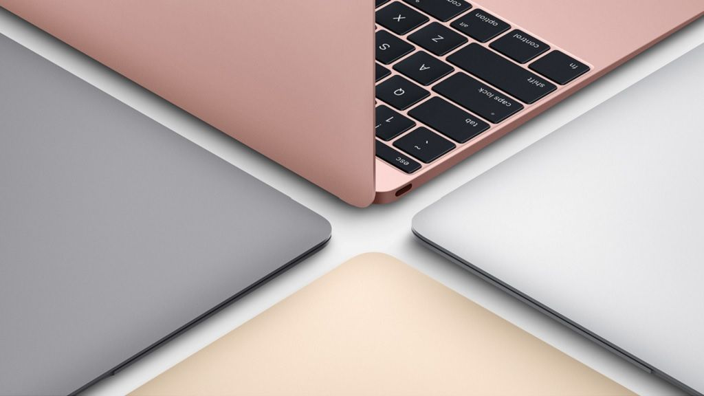 """Apple actualiza su MacBook de 12"""" y añade color rosa oro 30"""