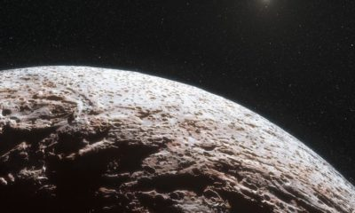 Descubren una luna orbitando Makemake 29