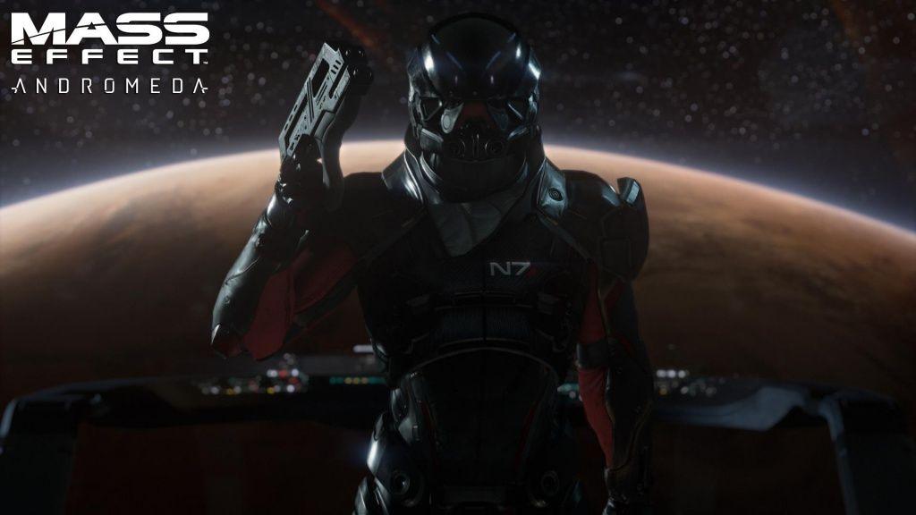 Primer vídeo con juego real de Mass Effect Andromeda 28