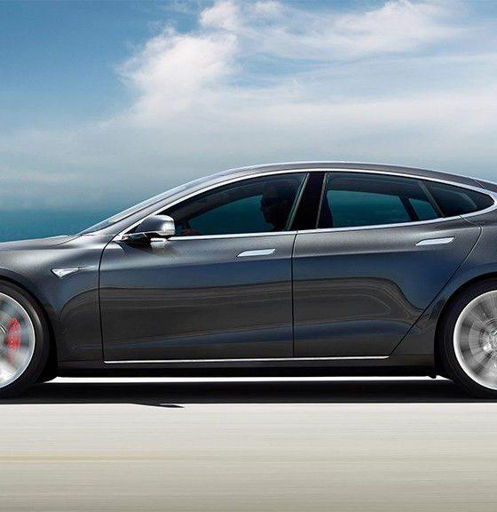 Posible Tesla Model S mejorado para la próxima semana 31