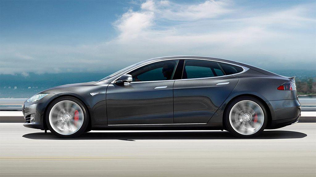 Posible Tesla Model S mejorado para la próxima semana 29