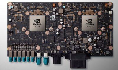 Oficial: NVIDIA Drive PX2 monta GPUs Pascal y GDDR5 64