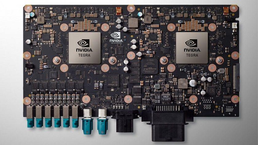 Oficial: NVIDIA Drive PX2 monta GPUs Pascal y GDDR5 29