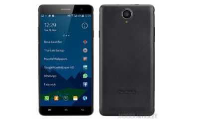 Este sería el Nokia A1, ¿el regreso de un grande? 29