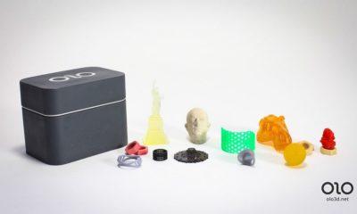 OLO, convierte tu smartphone en impresora 3D por 99$ 33