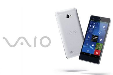 VAIO comercializa el Phone Biz con Windows 10