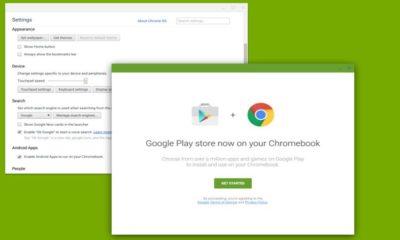 Play Store en Chrome OS