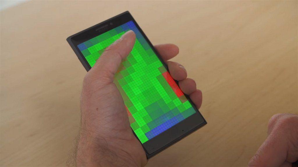 Microsoft podría revolucionar lo táctil con Pre-Touch Sensing