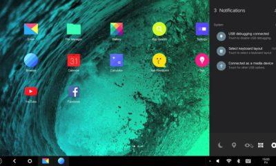 Allwinner prepara portátil barato con Remix OS 65